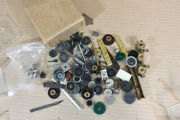 Triang Hornby Kit Built Locomotive Wheel Grave Yard For Spares Repair Oa