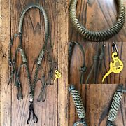 Paracord Duck Goose Waterfowl Call Lanyard Od Green Donand039t Tread On Me Finisher