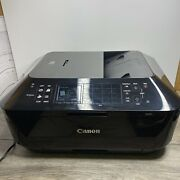 Canon Pixma Mx922 Wireless Office All-in-one Printer/scan/copy Tested Working