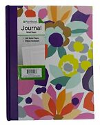 Planahead Jumbo Bound Journal 340 Ruled Pages With Ribbon Bookmark Color M...