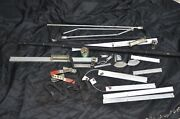 Vintage Kayline Mfg Soft Top Bows Frame Snaptop Convertible Kit Parts Jeep Scout