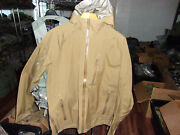 Beyond Clothing A-6 Gore-tex Rain Jacket Coyote Brown X-large Long