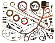American Autowire Pn 510260 Wiring Harness System Kit - Fits 1961-66 Ford Truck