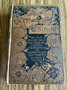 Antique Caxton Edition Under Two Flags By Ouida - Hardcover