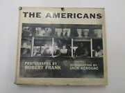 The Americans Robert Frank First Edition 1st 1959 Grove Press Jack Kerouac