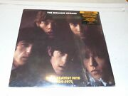 The Rolling Stones - Hot Rocks - Greatest Hits 1964-1971 - 1986 Us 21-track Lp