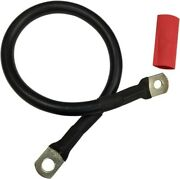 Drag Specialties 14 In. Battery Cable Motorcycle Street Bike