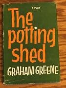 Graham Greene / The Potting Shed First Edition 1958