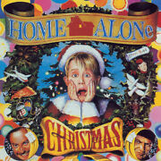Home Alone Christmas On Vinyl Colored Vinyl Lp Clear Red Green [pre-order]