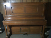 Behr Bros And Co. Antique Upright Piano