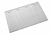 Replace Parts 4-pack Stainless Steel Bbq Grill Grates For Bull Most Models 19.25