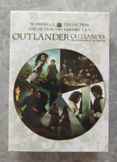 Outlander The Complete Series Seasons 1-5 Dvd 25-disc Free Shipping