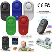 Electronic Ultrasonic Pest Repeller Mouse Mosquito Bugs Repellent Reject Device