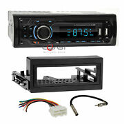 Concept Usb Mp3 Bluetooth Stereo Dash Kit Harness For 1995+ Gmc Chevy Cadillac