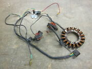 John Deere 737 Kawasaki 23 Hp Fh680d Complete Electrical System Coils Stator