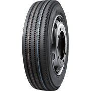 4 Atlas Tire Aw09 245/70r19.5 Load H 16 Ply Steer Commercial