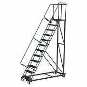 Ballymore Rolling Ladder Overall Height 180 In Steps 15 Cap 600 Lb