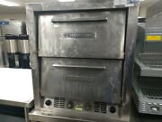 Commercial Electric Pizza And Pretzel Oven Bakers Pride P44s Used S/n 6284