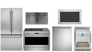 Monogram Pro Package With 48 Gas Range And 36 Counter Depth Refrigerator