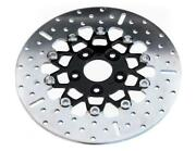 Ebc Rsd019blk 10 Button Floater Wide Band Brake Rotor - Black
