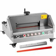 0-330mm Electric Paper Cutter Machine For Leather Pvc Plastic Cardboard Trimmer