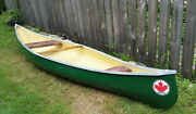 Great Canadian 15' Vintage Canoe - Excellent Condition