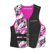 Airhead Camo Cool Womenand039s Kwik-dry Neolite Vest Pink