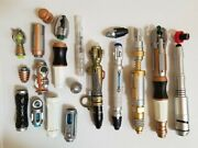 Doctor Who Sonic Screwdriver Collection Including Build Your Own