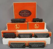 Lionel 6-11909 Norfolk And Western Warhorse O Gauge Steam Freight Set With Tmcc