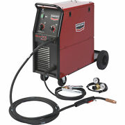 Century By Lincoln Electric 255 Flux-cored/mig Wire Feed Welder - 230 Volts