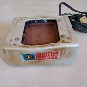 Vintage 1964 Heater Thingmaker For Creepy Crawlers Fright Factory