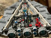 Lego 6211 Star Wars Imperial Star Destroyer - Mint With All Mini Figures.