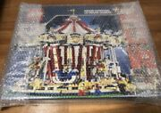 Lego 10196 Creator Grand Carousel Complete 3263 Peaces With Box And Instruction