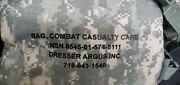 Acu Bag Combat Casualty Care With Guts First Aid Bag 6545-01-574-8111