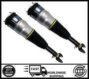 2x Front Left Right Shock Absorbers 1030608-00-c For Tesla Mode S 5yjs