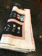Vtg Daisy Kingdom Raggedy Ann Andyandrsquos Soft Abc Book For Springs Cut And Sew Fabric