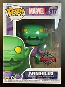 In Hand Funko Pop Marvel Annihilus 917 Special Edition Exclusive