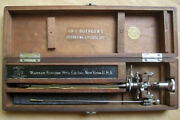 Wappler Electric Mfg. Co. New York - Cystoscope In The Original Wood Case.