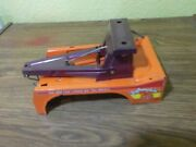 Vintage Nylint Wrecker Truck Bed And Boom For Parts