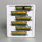 Walthers 910-54502 Ho Chicago And North Western 40' Stock Car 6- Pack Ex/box