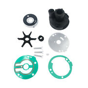 Water Pump Impeller Repair Kit For Yamaha 25hp 30hp Outboard Engines Replace