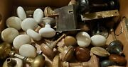 Large Lot Of Antique Doorknobs And Locks A Great Deal