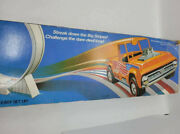 Hot Wheels Flying Colors Speed Stunter Track Set With Box Read Vintage 7631