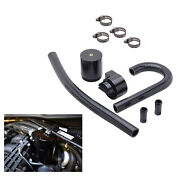Aluminum Oil Reservoir Breather Tank Set Replaces For Bmw N54 2006-2010