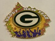 Green Bay Packers Lapel Hat Pin Medal Jewelry Happy New Year Party Hat Celebrate
