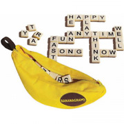 Bananagrams Word Game Great Gift Or For Road Trips / Family Game Night
