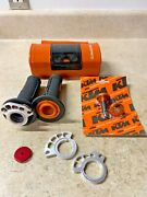 Ktm G2 Ergonomics Throttle Cam System W/ Grips Bar Ends And Fat Pad 125/250/300