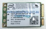 Sony Vaio Vgn-cr35 Replacement Laptop Intel Wireless Wifi Link 4965agn Mm1