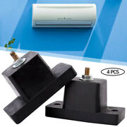 Rubber Shockproof Base Vibration Isolator Holders For Air Conditioner