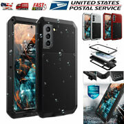For Samsung Galaxy S21+ Plus Case Shockproof Heavy Duty Gorilla Glass Full Cover
